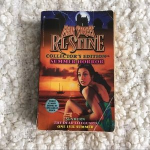 R L Stine Collector's Edition Summer Horror #6